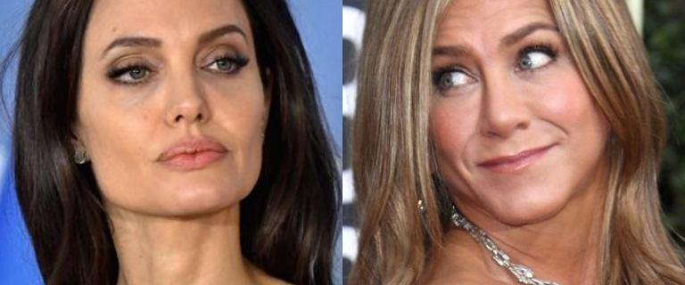 Jennifer Aniston i Angelina Jolie opowiedziały o pierwszym spotkaniu. Ich wersje różnią się