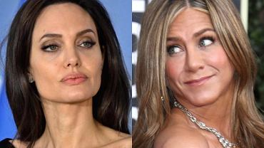 Angelina Jolie, Jennifer Aniston