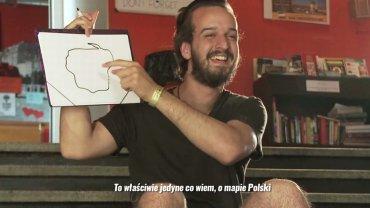 """Andres z Hiszpanii i jego """"mapa Polski"""""""