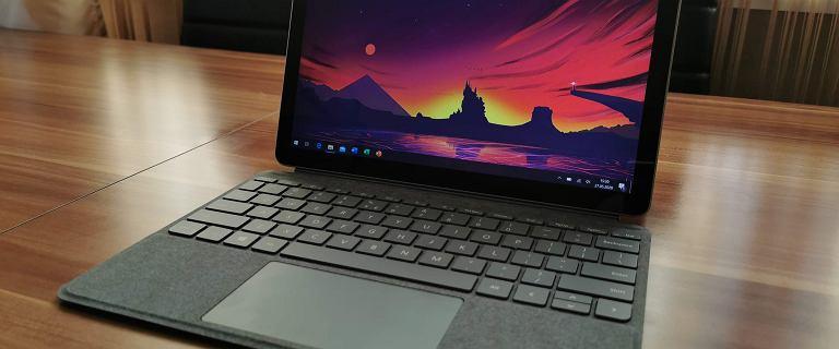 Microsoft Surface Go 2 to mały laptop, który wreszcie możę więcej [TEST]