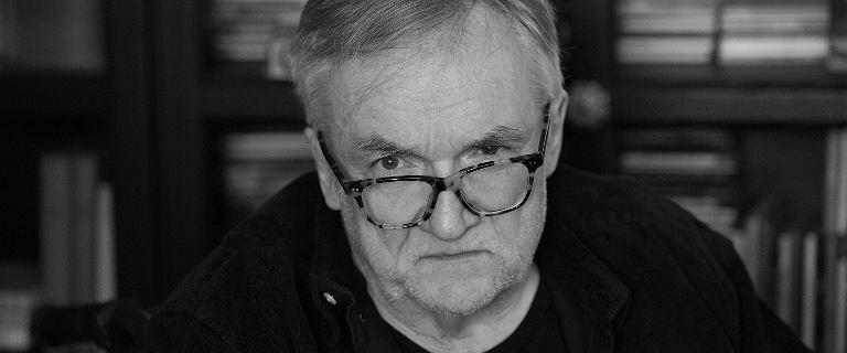 """Jerzy Pilch nie żyje. Autor """"Pod Mocnym Aniołem"""" miał 67 lat"""