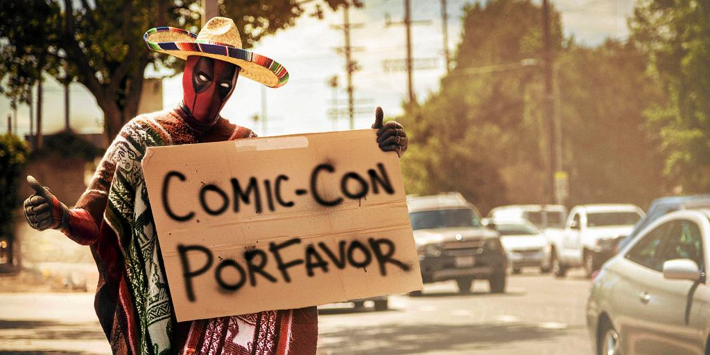 Kadr z filmu Deadpool 2 / IMPERIAL CINEPIX