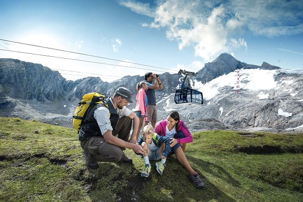 Kitzsteinhorn ExplorerTour