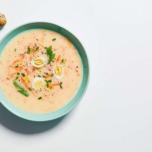 Krzonówka, czyli zupa chrzanowa