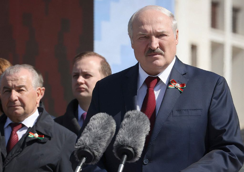 Białoruś. Łukaszenka wskazał, kto ma przejąć władzę po jego śmierci