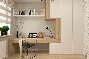 Wybierz idealne biurko dla siebie w nowoczesnym stylu