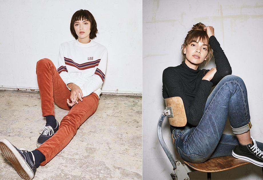 Lee - kolekcja jesień 2018