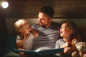 Bajki na dobranoc dla dzieci - dlaczego warto je czytać?