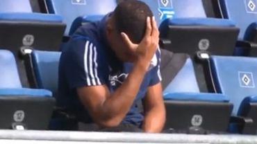 Kompromitacja piłkarzy HSV