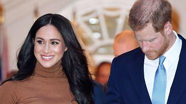 Meghan Markle ogłosiła ciążę bez ustalenia z księciem Harrym. Nowa książka zdradza szczegóły: To był skandal