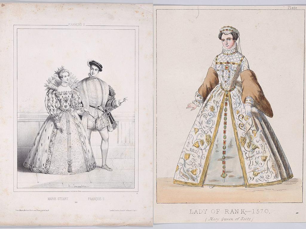 Maria Stuart i Franciszek II