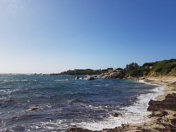 Plaża Cala Caterina