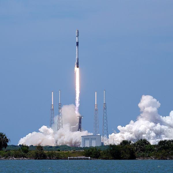 Rakieta Falcon 9 26 maja 2021 roku