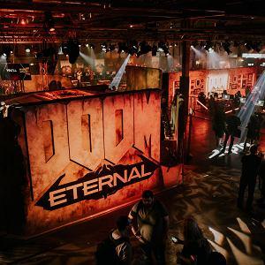 Doom Eternal na Quakecon w Londynie