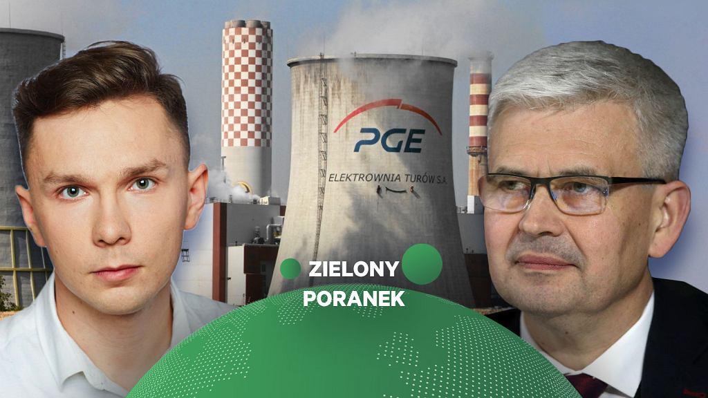 Ireneusz Zyska w Zielonym Poranku Gazeta.pl
