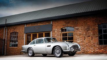 Aston Martin DB5 Jamesa Bonda sprzedany na aukcji