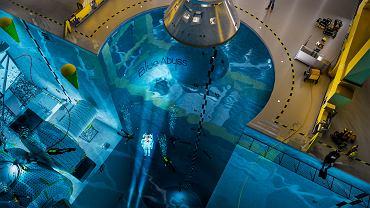 Najgłębszy basen świata powstanie w Wielkiej Brytanii. Pomoże szkolić astronautów