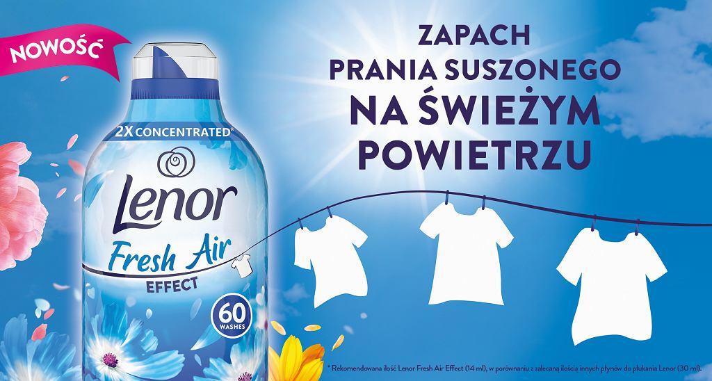 Lenor Fresh Air Effect
