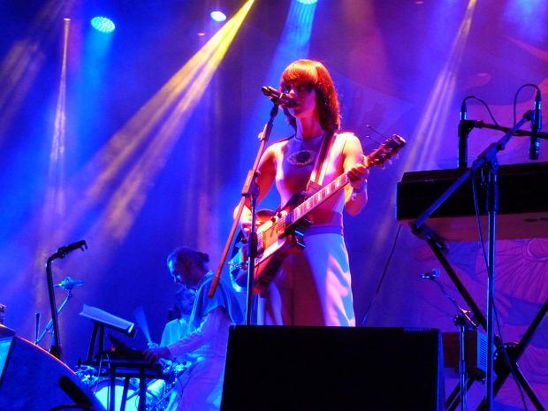 Monika Brodka, OFF Festival 2016, Katowica