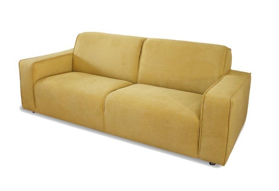 Sofa dwuosobowa może pełnić funkcję sofy młodzieżowej - do pokoju nastolatka albo studenckiego
