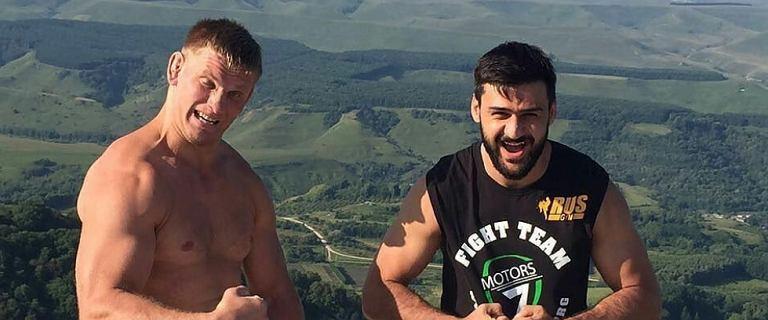 Białoruski weteran sportów walki znokautował trzech milicjantów. Grozi mu 15 lat więzienia