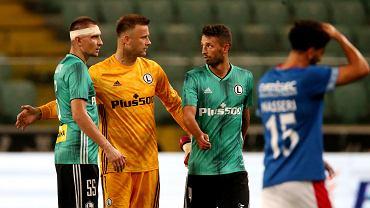 Tak Artur Boruc wrócił na stadion Legii. Czego nie było słychać w telewizji?