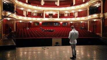 Casting do roli Miauczyńskiego w Teatrze Wielkim w Poznaniu