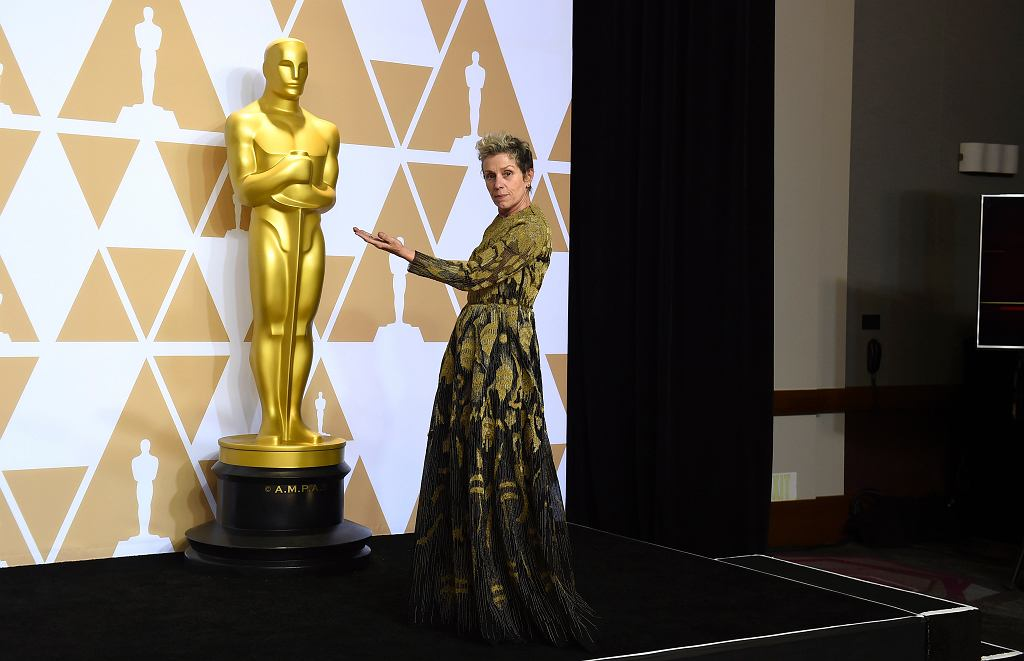 90th Academy Awards - Press Room