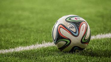 Piłka. Mecz Arka Gdynia - Pogoń Siedlce 1:0