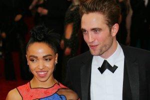 FKA Twigs i Robert Pattinson