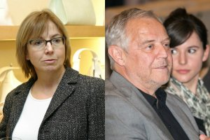 Ilona Kondrat, Marek Kondrat i Antonina Turnau