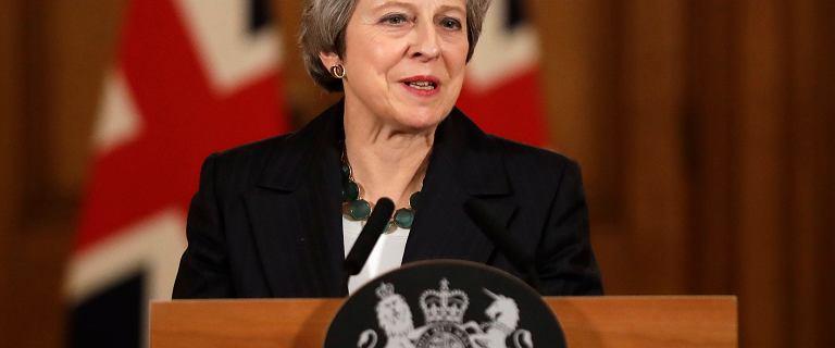 Theresa May broni umowy dot. brexitu. ''Zamierzam doprowadzić negocjacje do końca''