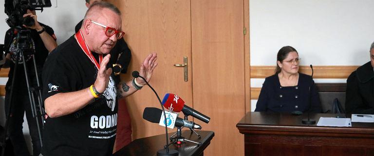 Krystyna Pawłowicz pozwała Jerzego Owsiaka. Wyrok za dwa tygodnie