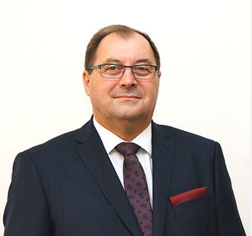 Główny Inspektor Pracy Wiesław Łyszczek