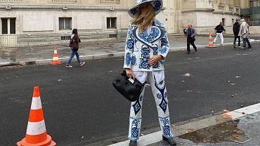Jessica Mercedes Paris Fashion Week