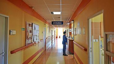 Zakopane, Szpital Powiatowy.
