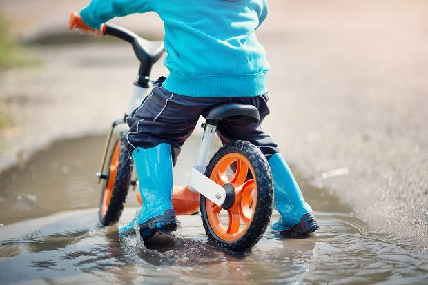 Rowerek dla dziecka - jaki dla dwulatka, dla trzylatka i jaki dla starszego?
