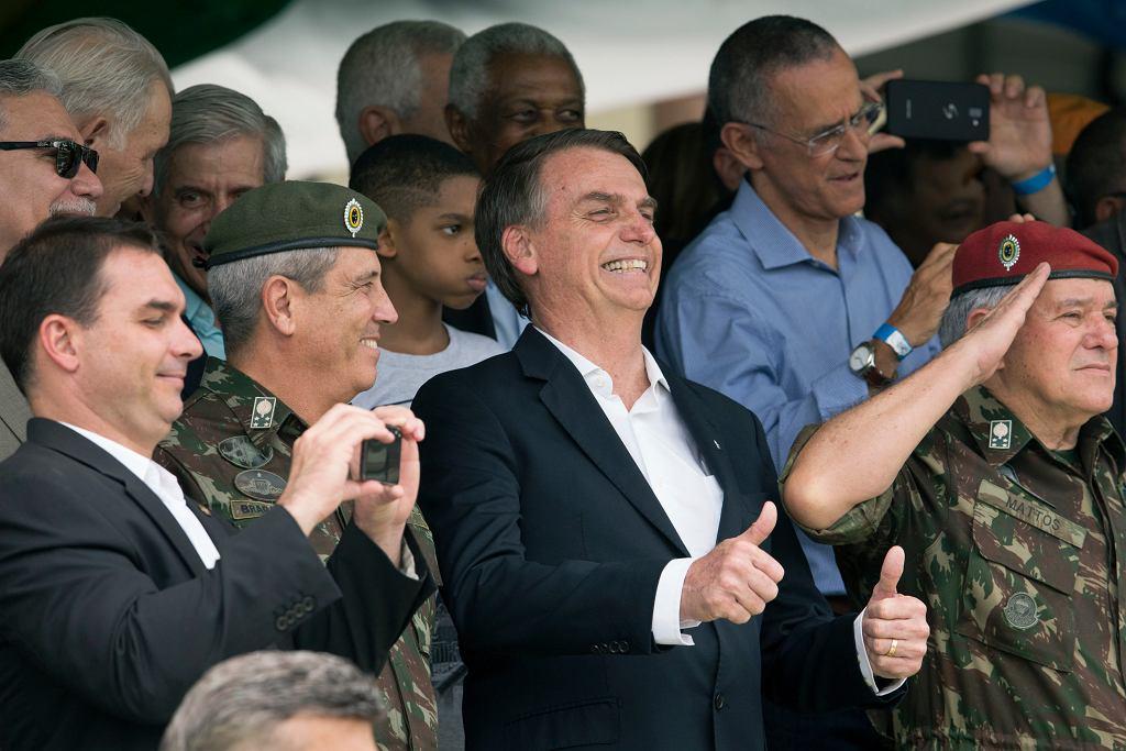 Jair Bolsonaro, brazylijski prezydent - elekt