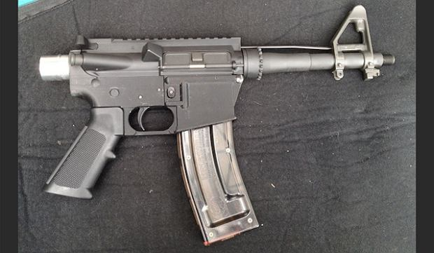 Projekt broni A15 powstał w ramach The Wiki Weapon