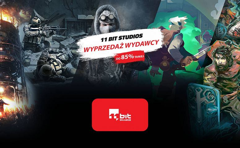 Promocje na gry 11 bit studios od Steam potrwają do 13 października