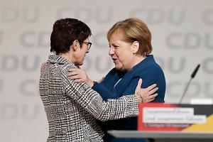 Annegret Kramp-Karrenbauer nowym liderem CDU. Kim jest? Nazywają ją Mini-Merkel