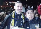 Zlatan Ibrahimović przywitany w nowym klubie. Kibice oszaleli