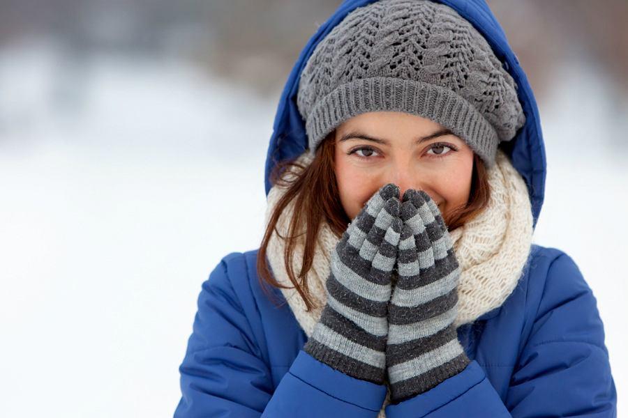 kurtki zimowe asymetryczne damskie