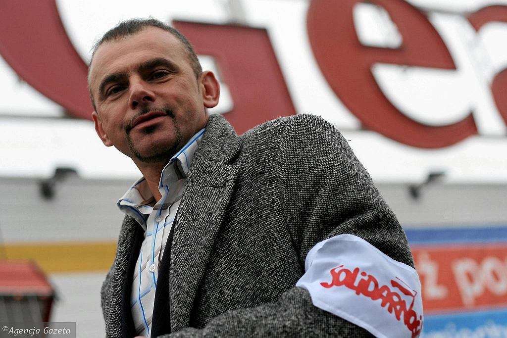 Alfred Bujara, działacz 'Solidarności'