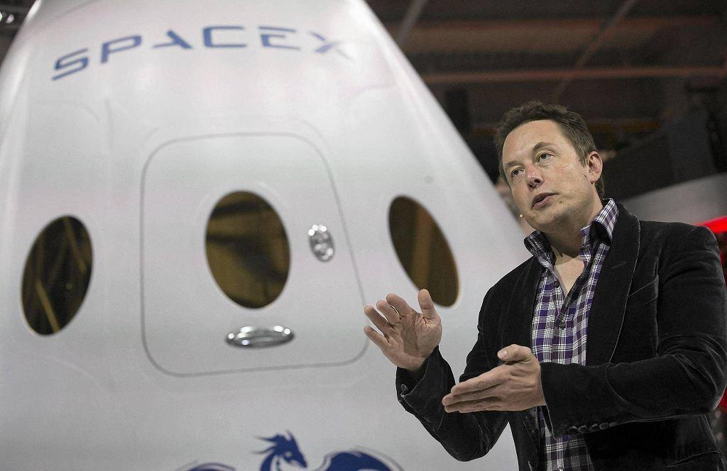 Elon Musk, założyciel firm PayPal, SpaceX i Tesla Motors, przez wielu traktowany jest jak superbohater