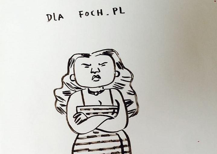 Guy Delisle dla Foch.pl