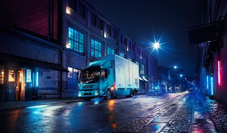 Ciężarówka Volvo FL Electric