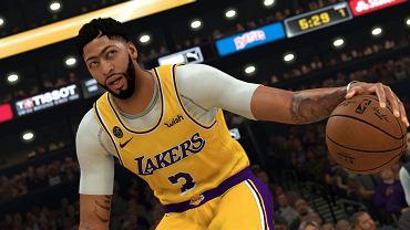 NBA 2K21 zawiodło dotychczasowych fanów serii.