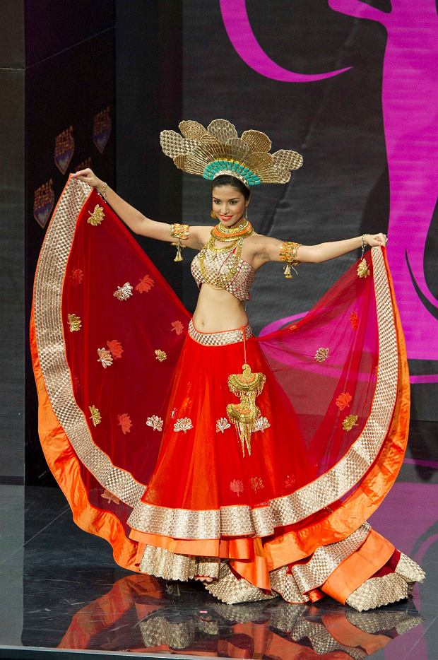 Manasi Moghe, Miss Indii