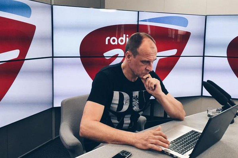 Paweł Kukiz był gościem Moniki Olejnik